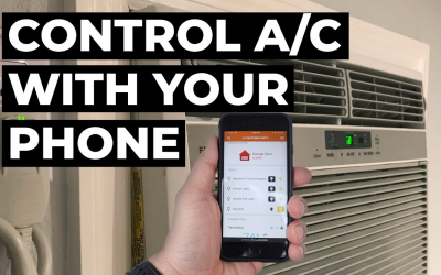 How to Turn on Window A/C Remotely