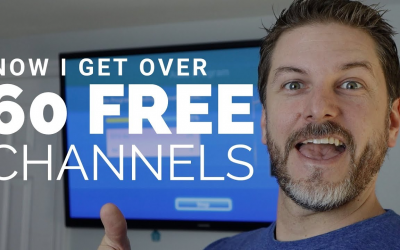 How I Got Over 60 HDTV Channels Over the Air